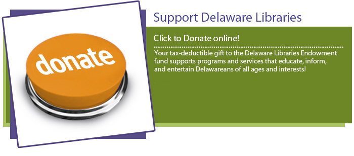 Support Delaware Libraries